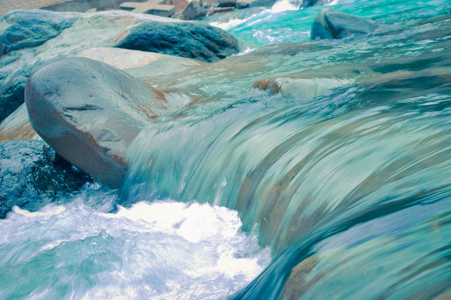 Fluyendo como el Agua